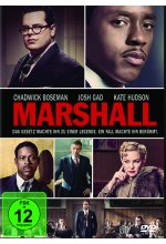 Marshall DVD-Cover