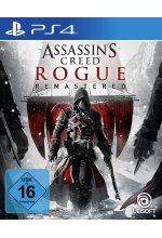 Assassin's Creed Rogue Remastered<br> Cover
