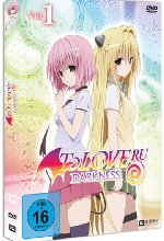 To Love Ru - Darkness - DVD 1 DVD-Cover