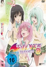 To Love Ru - Darkness - DVD 2 DVD-Cover
