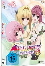 To Love Ru - Darkness - DVD 3 DVD-Cover
