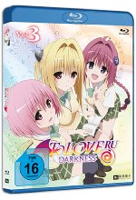 To Love Ru - Darkness - Blu-ray 3 Blu-ray-Cover