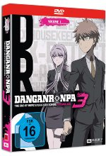 DANGANRONPA: Future Arc - DVD 1 DVD-Cover