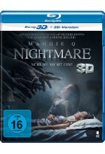 Nightmare - Schlaf nicht ein!  (inkl. 2D-Version) Blu-ray 3D-Cover