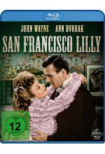 San Francisco Lilly - John Wayne Blu-ray-Cover
