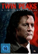 Twin Peaks - A Limited Event Series - Special Edition  [10 DVDs] DVD-Cover