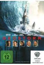 Geostorm DVD-Cover