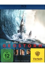 Geostorm Blu-ray-Cover