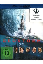Geostorm Blu-ray 3D-Cover