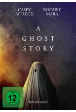 A Ghost Story DVD-Cover