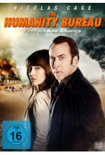 The Humanity Bureau - Flucht aus New America DVD-Cover