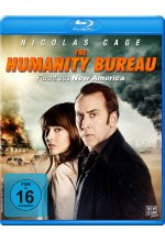 The Humanity Bureau - Flucht aus New America Blu-ray-Cover