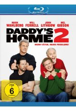 Daddy's Home 2 - Mehr Väter, mehr Probleme! Blu-ray-Cover
