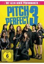 Pitch Perfect 3 DVD-Cover