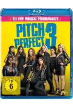 Pitch Perfect 3 Blu-ray-Cover