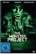 The Monster Project DVD-Cover