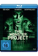 The Monster Project Blu-ray-Cover