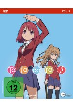Toradora! Vol. 3 DVD-Cover