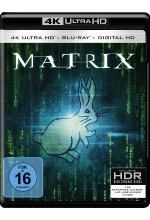 Matrix  (4K Ultra HD) (+ 2D-Blu-ray remastered) (+ Bonus-Blu-ray) Cover
