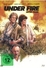 Unter Feuer - Limitiertes Mediabook  (+ DVD) Blu-ray-Cover