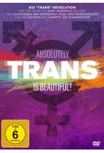 Trans Is beautiful! - Absolutely Trans DVD-Cover