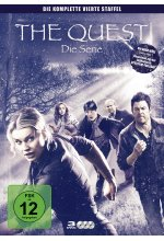 The Quest - Die Serie - Staffel 4  [3 DVDs] DVD-Cover