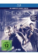 The Quest - Die Serie - Staffel 4  [2 BRs] Blu-ray-Cover