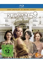 Ku'damm 59 Blu-ray-Cover