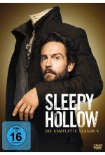 Sleepy Hollow - Season 4  [4 DVDs] DVD-Cover