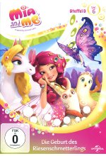 Mia and Me - Staffel 3 - Vol. 6 - Die Geburt des Riesenschmetterlings DVD-Cover