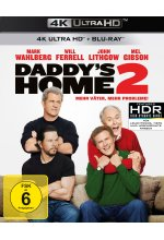 Daddy's Home 2 - Mehr Väter, mehr Probleme!  (4K Ultra HD) (+ Blu-ray 2D) Cover