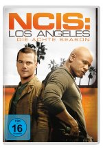 NCIS: Los Angeles - Season 8  [6 DVDs] DVD-Cover