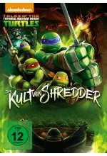 Tales of the Teenage Mutant Ninja Turtles: Der Kult von Shredder DVD-Cover