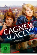 Cagney & Lacey - Volume 5  [6 DVDs] DVD-Cover