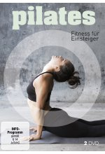 Pilates - Fitness Box für Einsteiger  [2 DVDs] DVD-Cover
