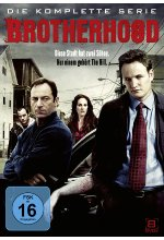Brotherhood - Die komplette Serie  [8 DVDs] DVD-Cover