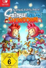 Scribblenauts Showdown Cover