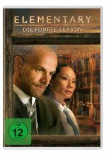 Elementary - Season 5<br> DVD-Cover