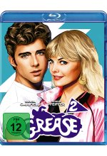 Grease 2 Blu-ray-Cover