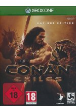 Conan Exiles (Day One Edition) Cover