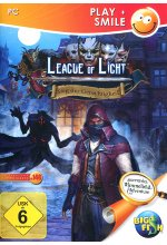 League of Light: Sieg der Gerechtigkeit Cover