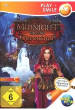 Midnight Calling: Jeronimo Cover