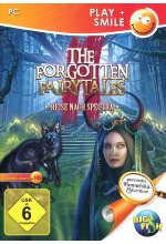 The Forgotten Fairytales: Reise nach Spectra Cover