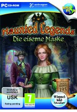 Haunted Legends: Die eiserne Maske Cover