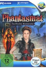 Phantasmat: Teuflische Maskerade Cover