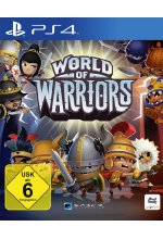 World of Warriors Cover