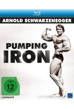 Pumping Iron Blu-ray-Cover