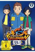 Digimon Frontier - Volume 2: Episode 18-34  [3 DVDs] DVD-Cover