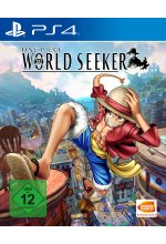 One Piece - World Seeker Cover