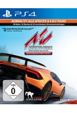 Assetto Corsa - Your Racing Simulator (Ultimate Edition) Cover